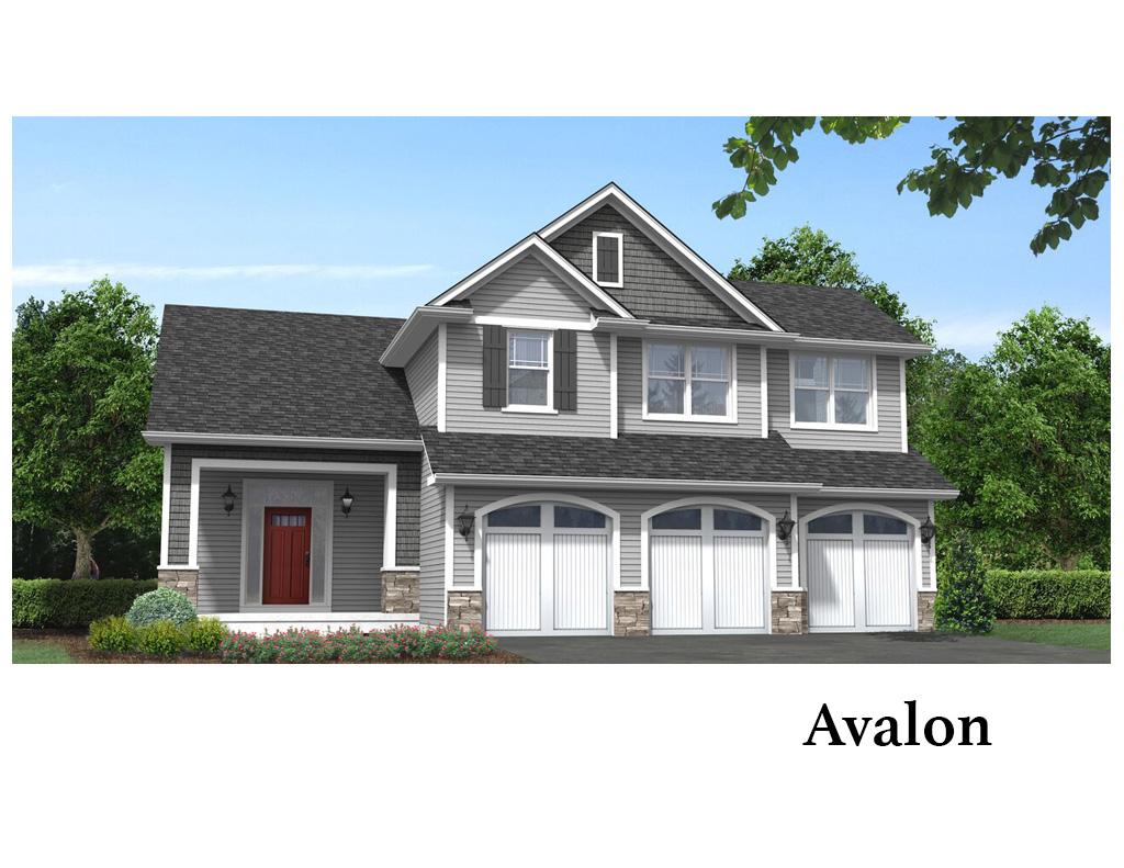 Avalon savannah homes iowa home builder for Home builders iowa